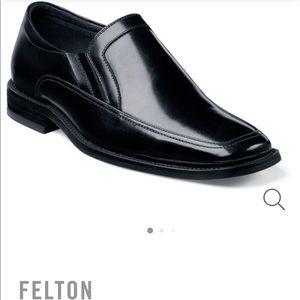 Moc toe loafer